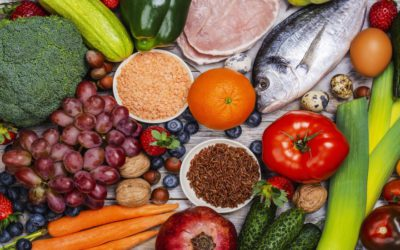Which metabolites tell your diet?
