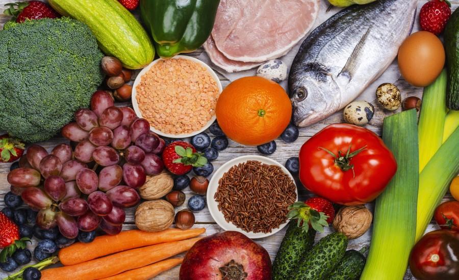 healthy diet metabolomics