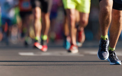 The metabolic cost of a marathon: fitness matters